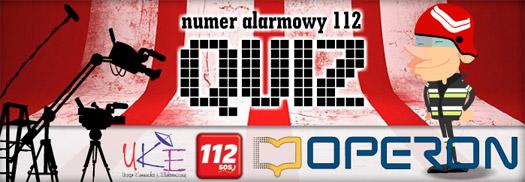 Quiz z numerami alarmowymi