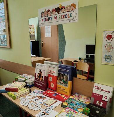 Terapie dla dzieci w szkole