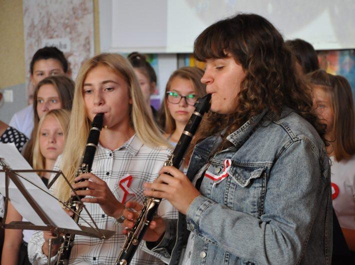20 września zaprosiliśmy do naszej szkoły członków lubińskiego koła Związku Sybiraków