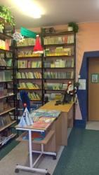 Biblioteka szkolna SP1