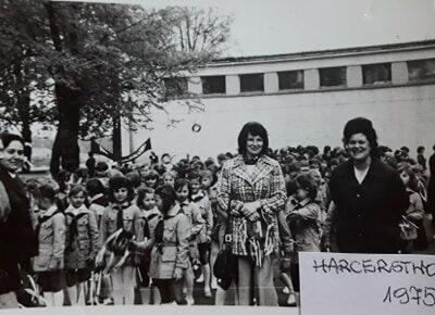 Harcerstwo 1975 rok