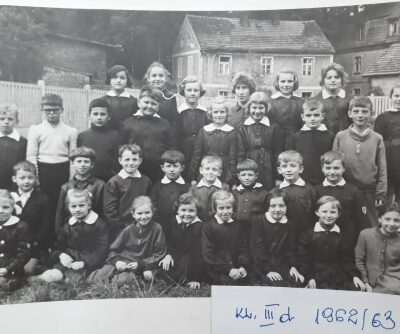 Rok szkolny 1962-63