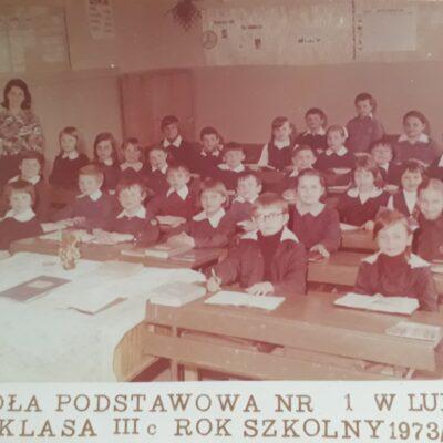 Kl. 3c 1973-74r