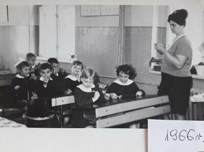 Rok szkolny 1966