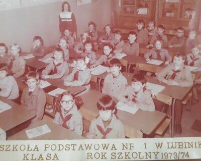 Zdjęcie z albumów pani Zenobii Kowalskiej