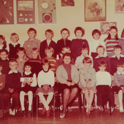 Kl. IIIa 1985-1986