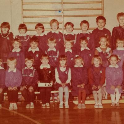 Kl. Ia 1987-1988