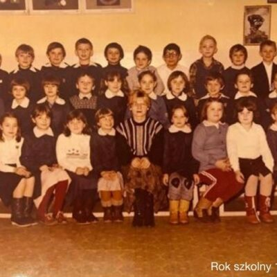Rok szkolny 1984/85