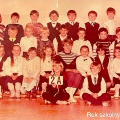 Rok szkolny 1989/90