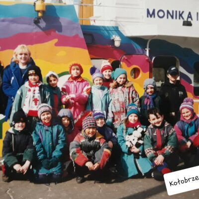Zdjęcia z albumów pani Godzic