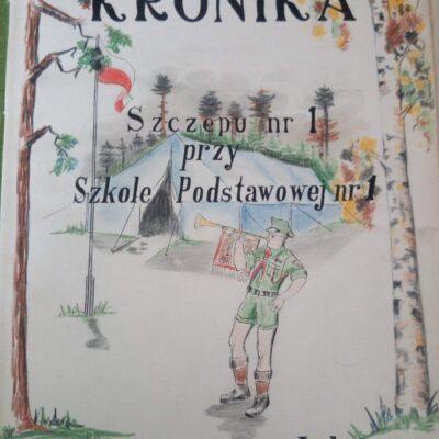 Kronika Szczepu przy SP 1