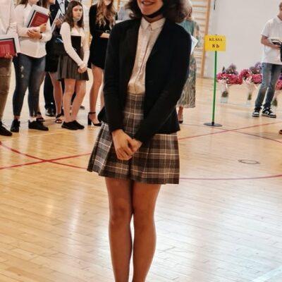 Uroczyste Zakończenie Roku Szkolnego przez klasy ósme
